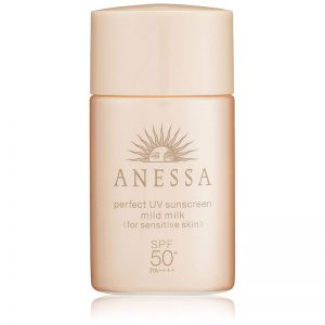 Anessa_UV_Sunscreen_MildMilk_Mini