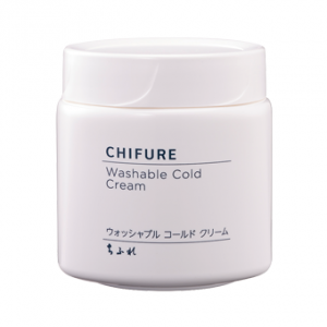 chifure_washable_cold_cream