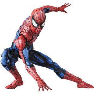 Mafex Spider-Man Comic Paint No108