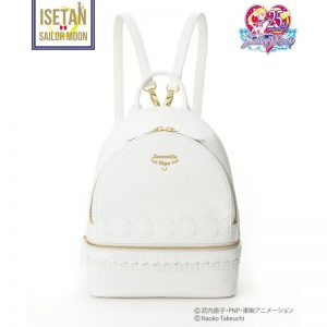 Samantha Vega - Sailor Moon Princess Serenity Backpack